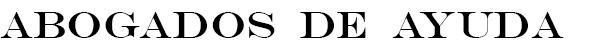 Abogados De Ayuda Logo