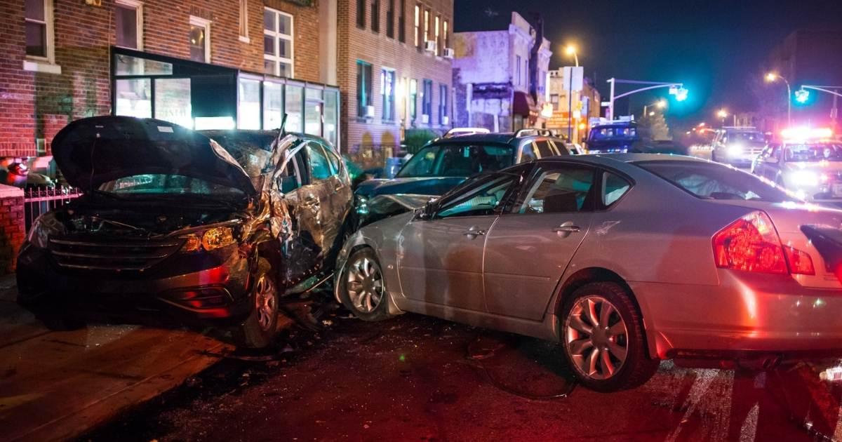 Los 5 accidentes automovilísticos más peligrosos