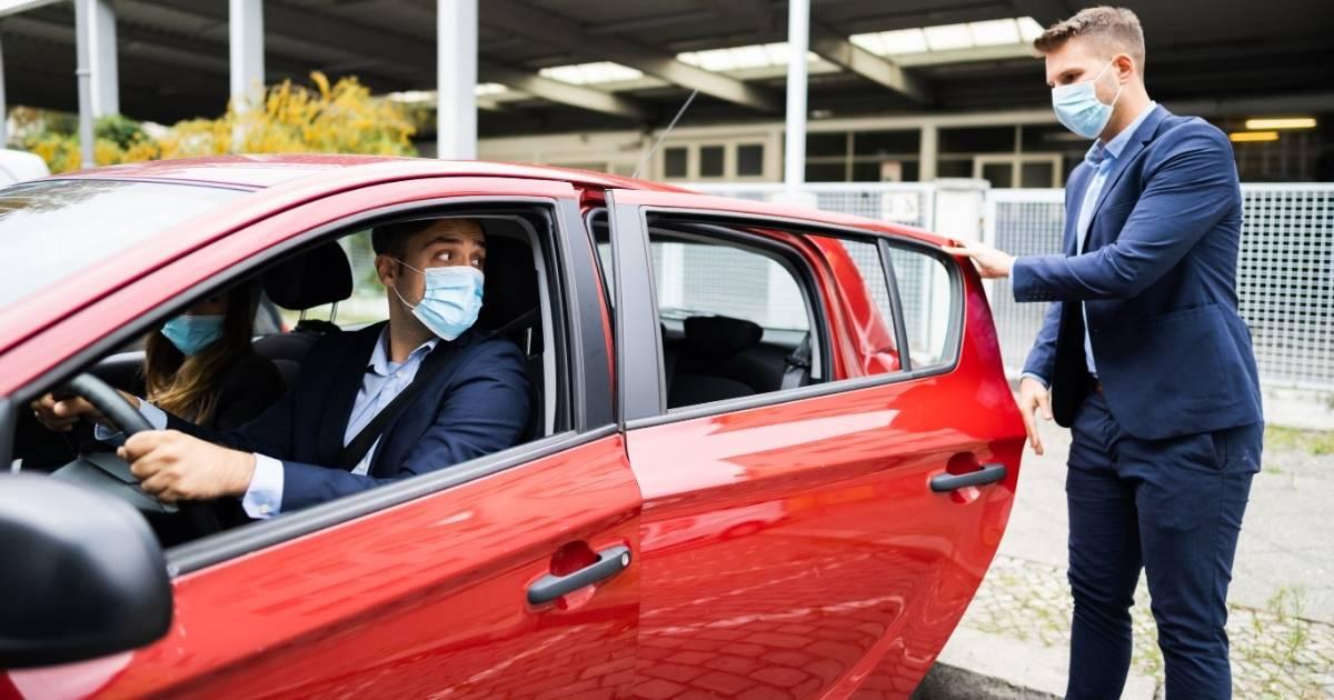 ¿Puedo demandar a Uber después de un accidente automovilístico?