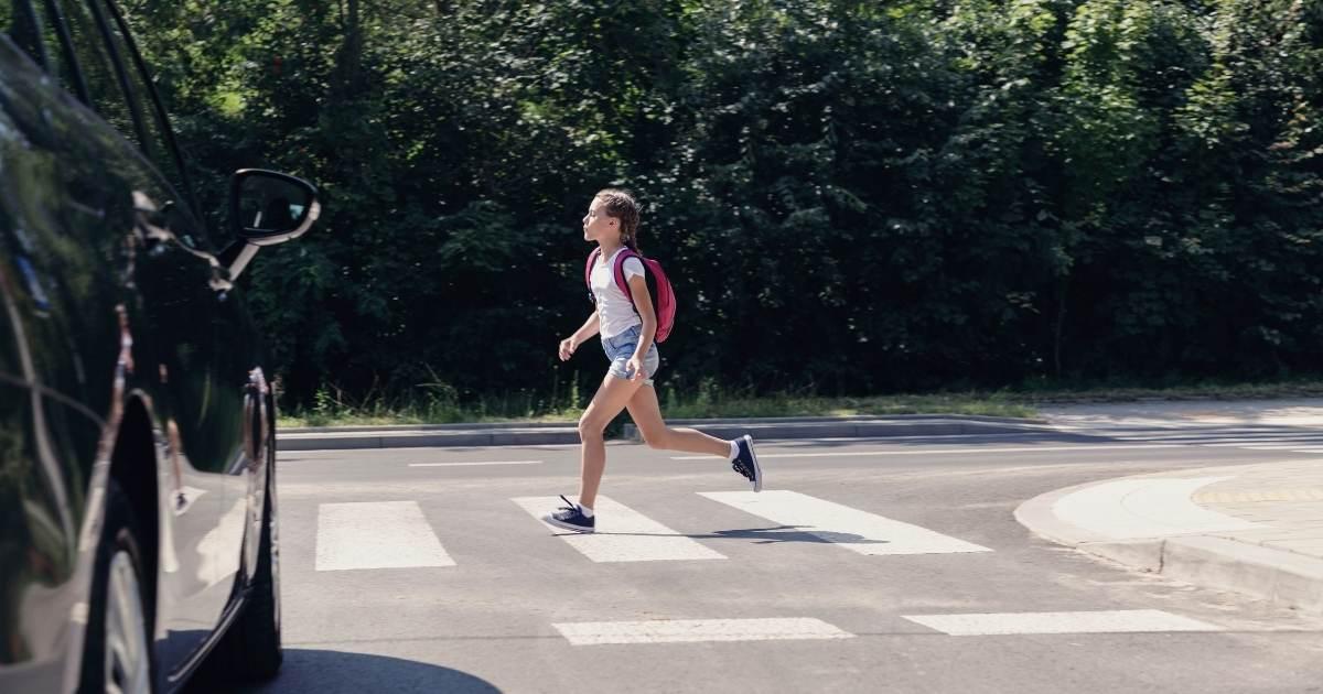 ¿Quiénes corren mayor riesgo de sufrir accidentes de peatones?